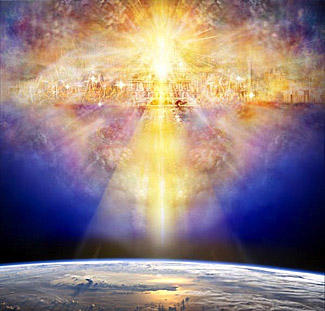 heaven and earth image